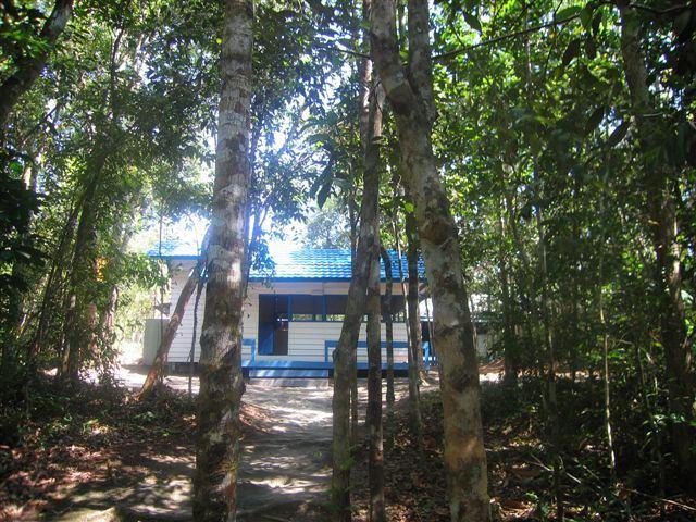 Pondok Ambung front shot