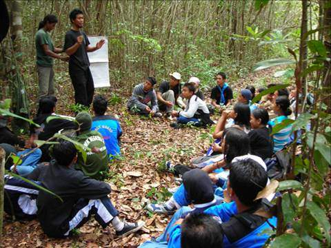 Forest Classroom