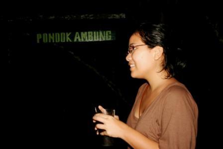 June Rubis at Pondok Ambung