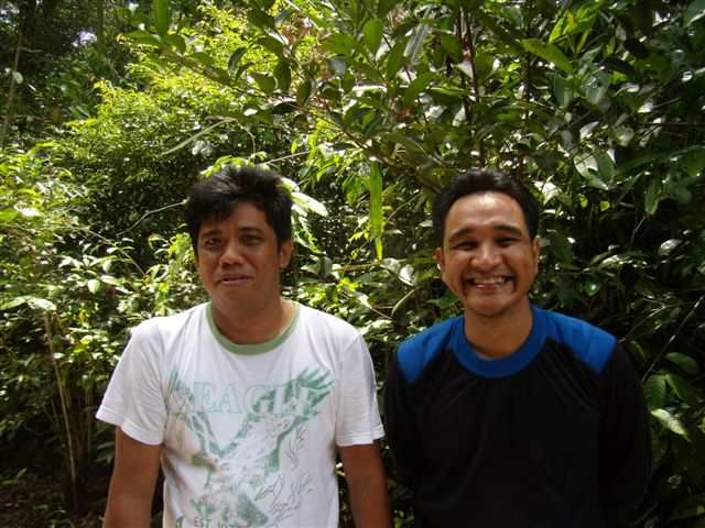 Dr Fikri and Tigor