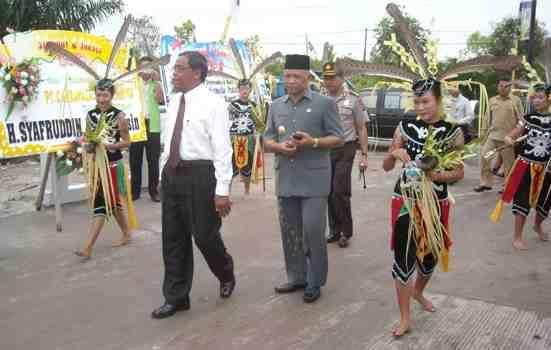 Presentation parade