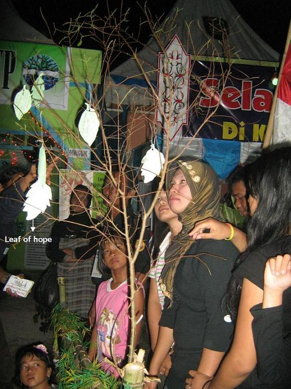 Hope Leaves  - Sukamara Fair