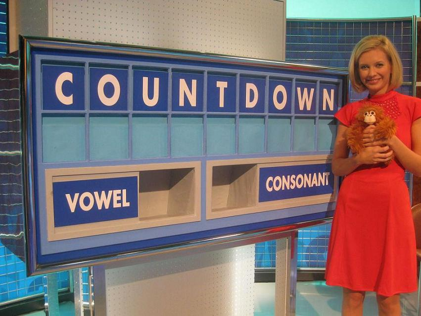 Rachel Riley - Countdown