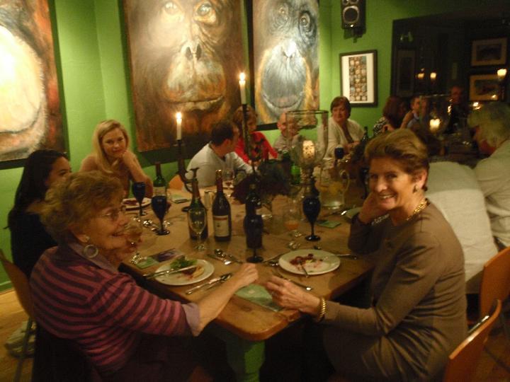 Jacha's dinner party