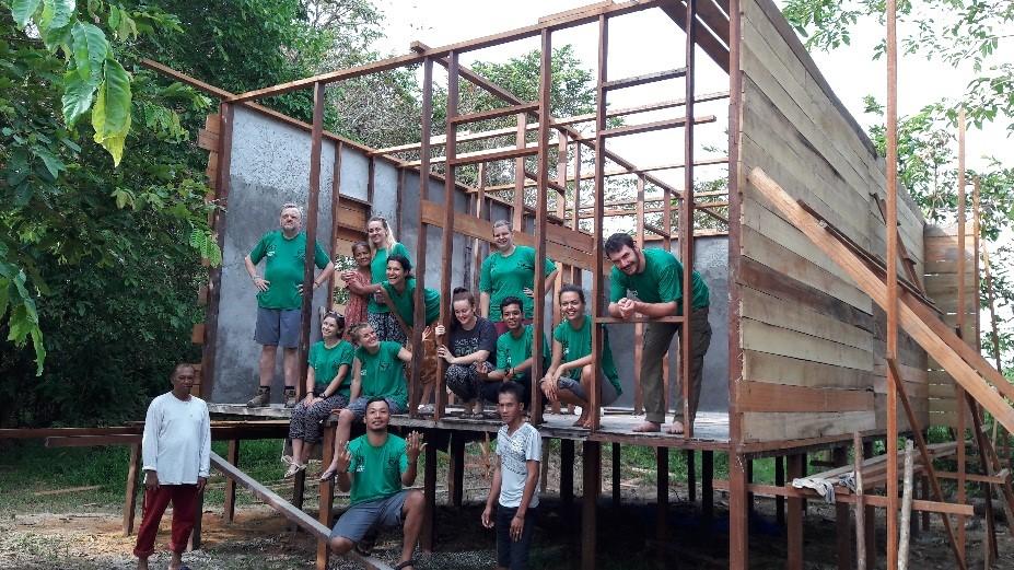 2016 Volunteers.