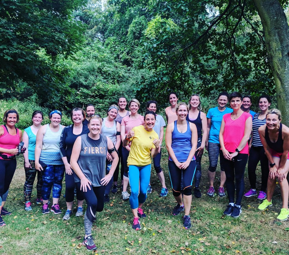 Bootcamp Bruntsfield Park