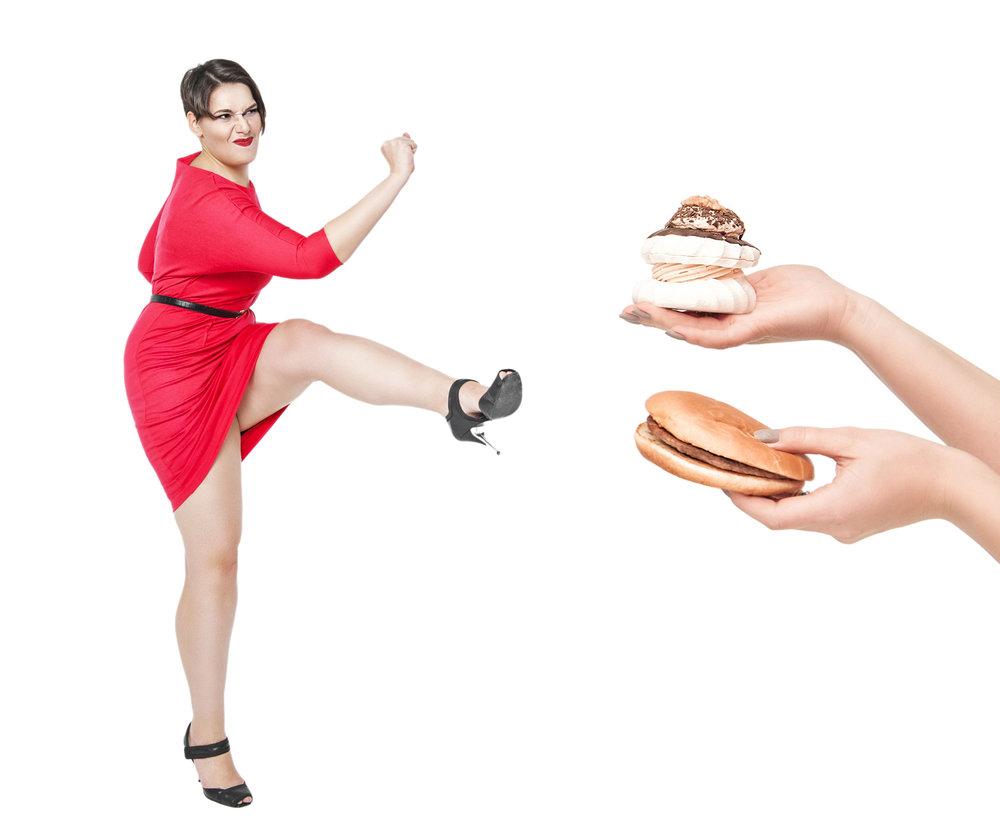 lady kicking burger.jpg