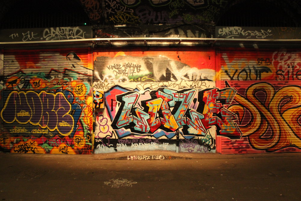 Secret Lambeth - Explore street art, mosaic projects and discover lesser known galleries and museums