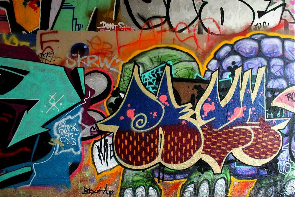 Westbourne Park - Explore hidden canal-side gems including a community garden, graffiti yard and the Trellick Tower