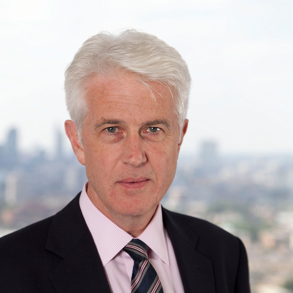 John GarwoodManaging Director and Group Company Secretary, Canary Wharf Group - As Board Member and chair of Canary Wharf Group's Corporate Responsibility Committee, John oversees the delivery of Breaking The Plastic Habit and will announce the impacts the programme has made to date and what's to come for 2019.