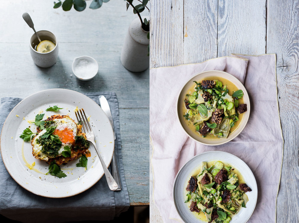 AUTUMN FOOD STYLING AND PHOTOGRAPHY WORKSHOP - 24-25th November 2018, £800
