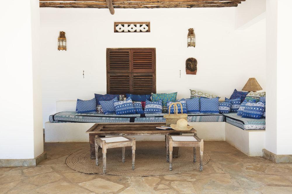 Kinondo Kwetu Hotel Borelius Family Room Veranda 1, Galu Beach, Diani Beach, Kenya.jpg
