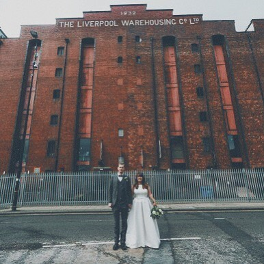 Only 1 more day to go till @bridesupnorth Urban Wedding Festival @victoriawarehouse Who else is excited!? 🙌 Absolutely LOVE an industrial style wedding! ❤️ #antibridetribe #alternativebride #rocknrollbride #urbanwedding #bohobride #weddingfair #weddingfestival #industrialwedding  #stationery #weddingstationery