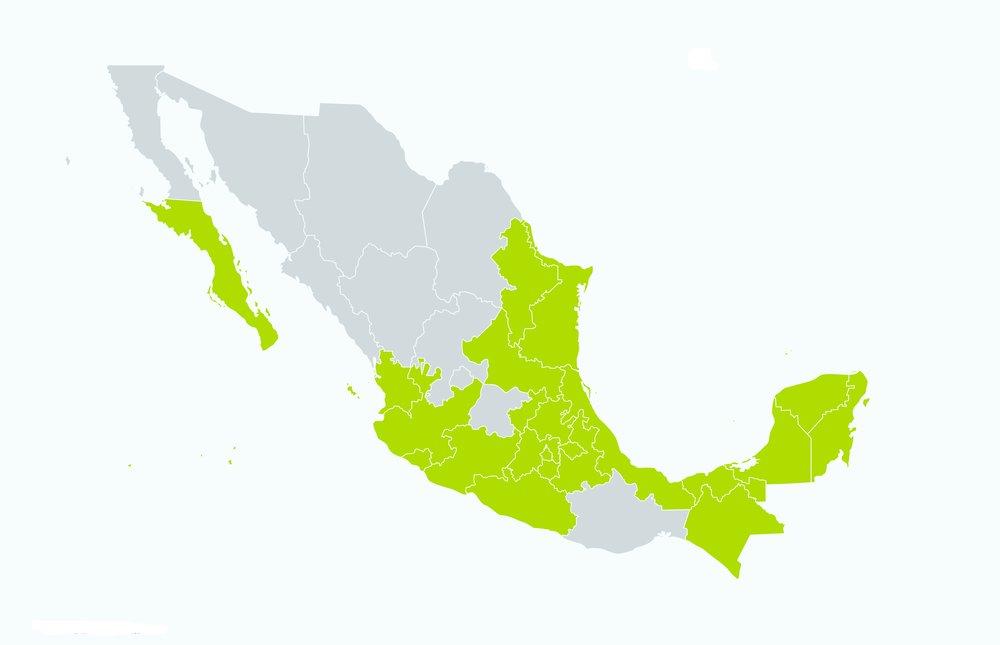 Presencia de Sport Is Your Gang en México