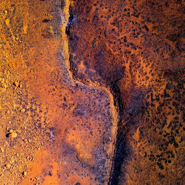 Australian Bush Roadtrip: Days after the bushfires had past you could still feel the heat in the earth in the mounds of ashes, from above the patterns in the naked landscape are amazing.· · · · · · · · · #bush #aerialphotography #dronestagram #australiagram #ig_australia #australianshepherd_feature #seeaustralia #australia #drone #dronegear #aussie #dronephotography #bushman #droneoftheday #australian #dronelife #australia_shotz #bushunter #australianshepherd #dji #dronefly #dji #bushido #drones #nature #bushfire #bushcraft #perth #bvsquad