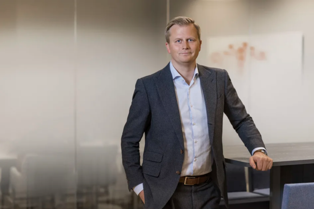 Vegard Klubbenes Drogseth, CEO in NENT Group Norge