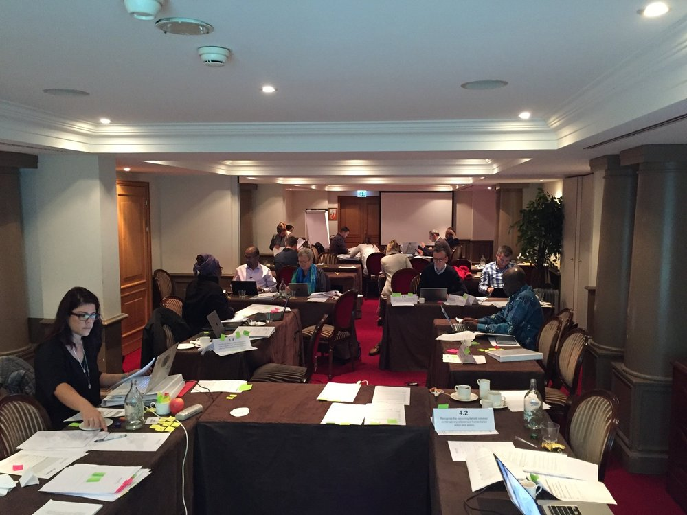 Item Writing Workshop in Geneva