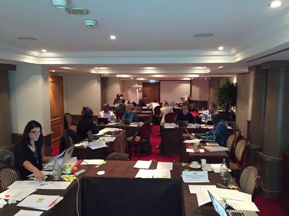 Item Writing Workshop in Geneva