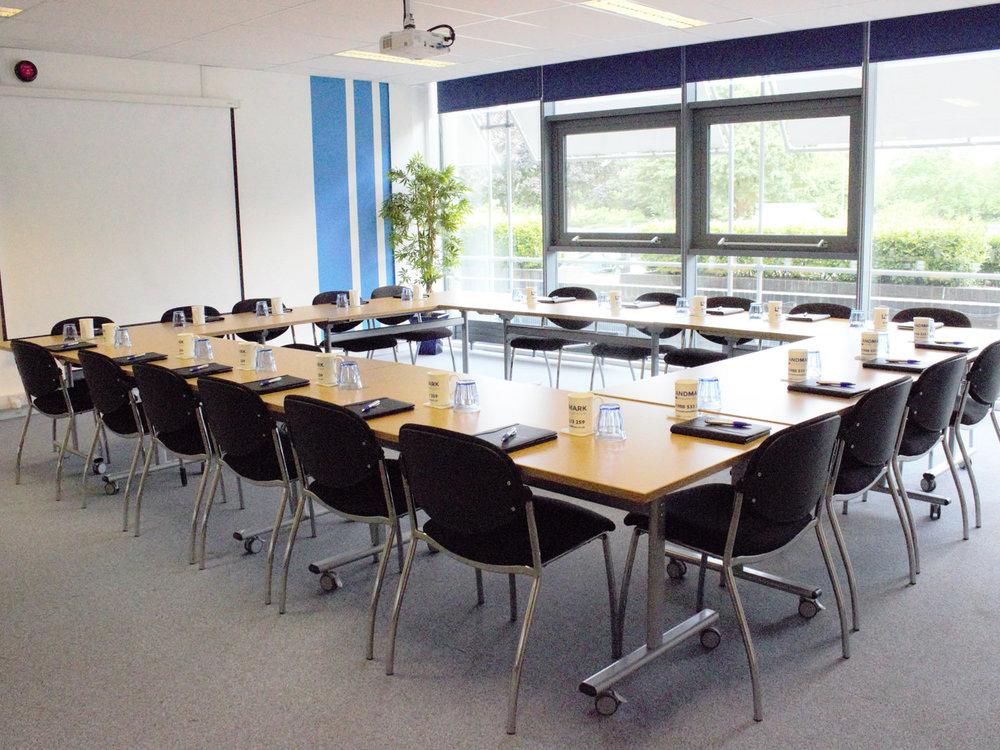 Churchill Room (seats 24) - £30/hr