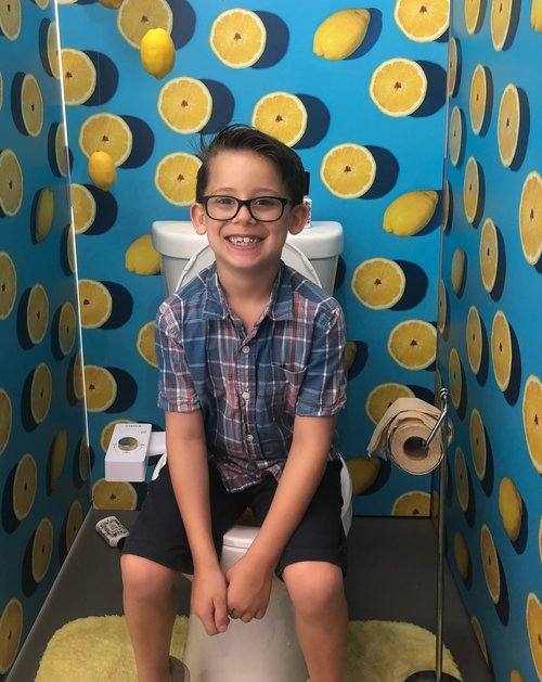 Tips & Tricks: Finding a Bathroom in New York City Traveling with Kids