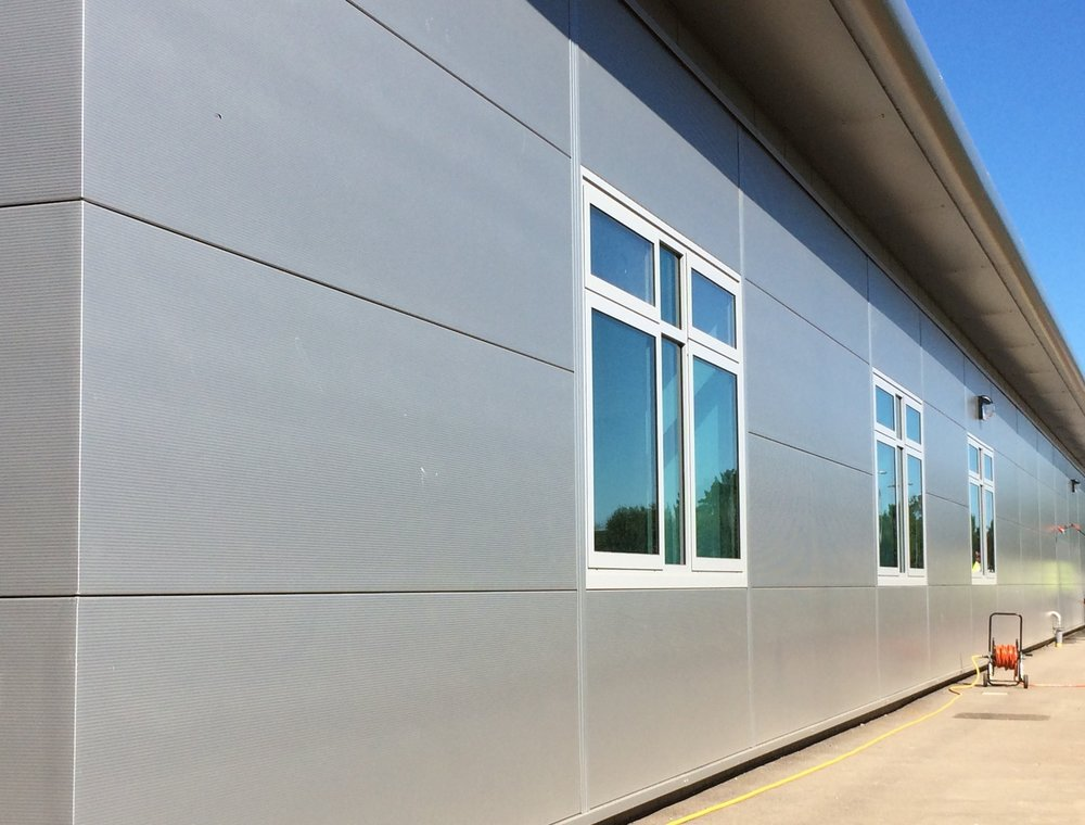 - The brief was to replicate the existing original building and to enhance the thermal performance of the windows. This was successfully achieved by installing a high performance glass specification.