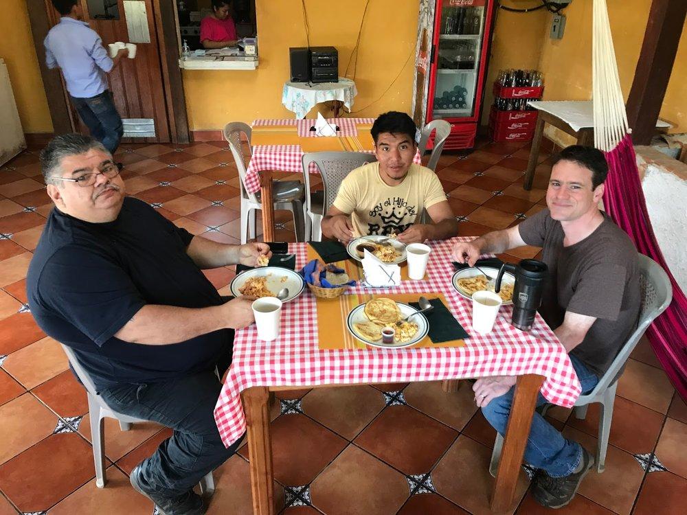 Raxruha 2017 breakfast.JPG