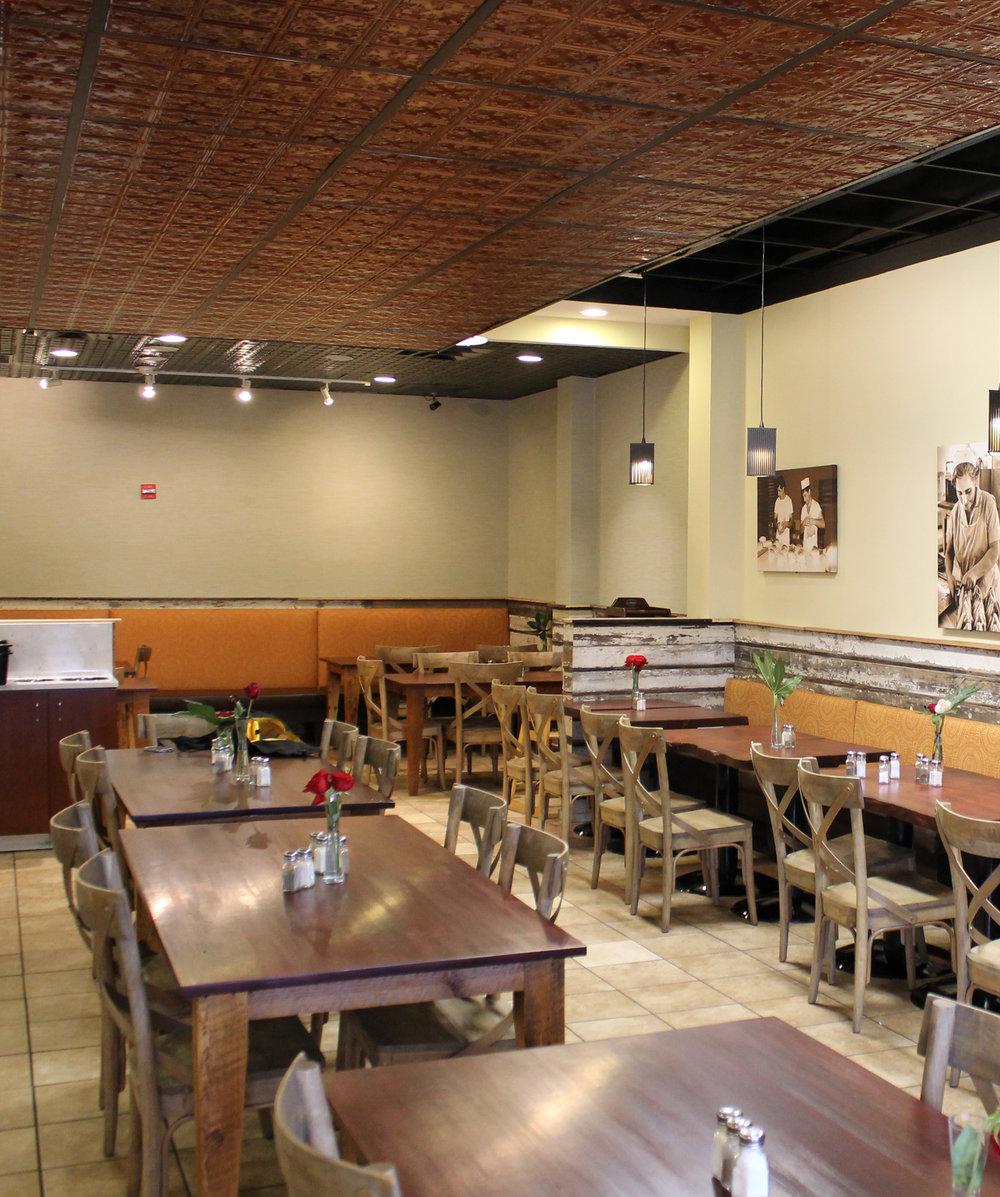 Neomande Dining Area