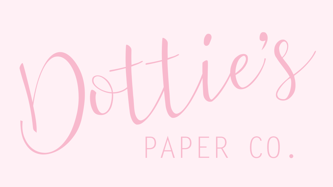 Dotties's Paper Co. - Origami Themed Stationery and Handmade Greetings Cards