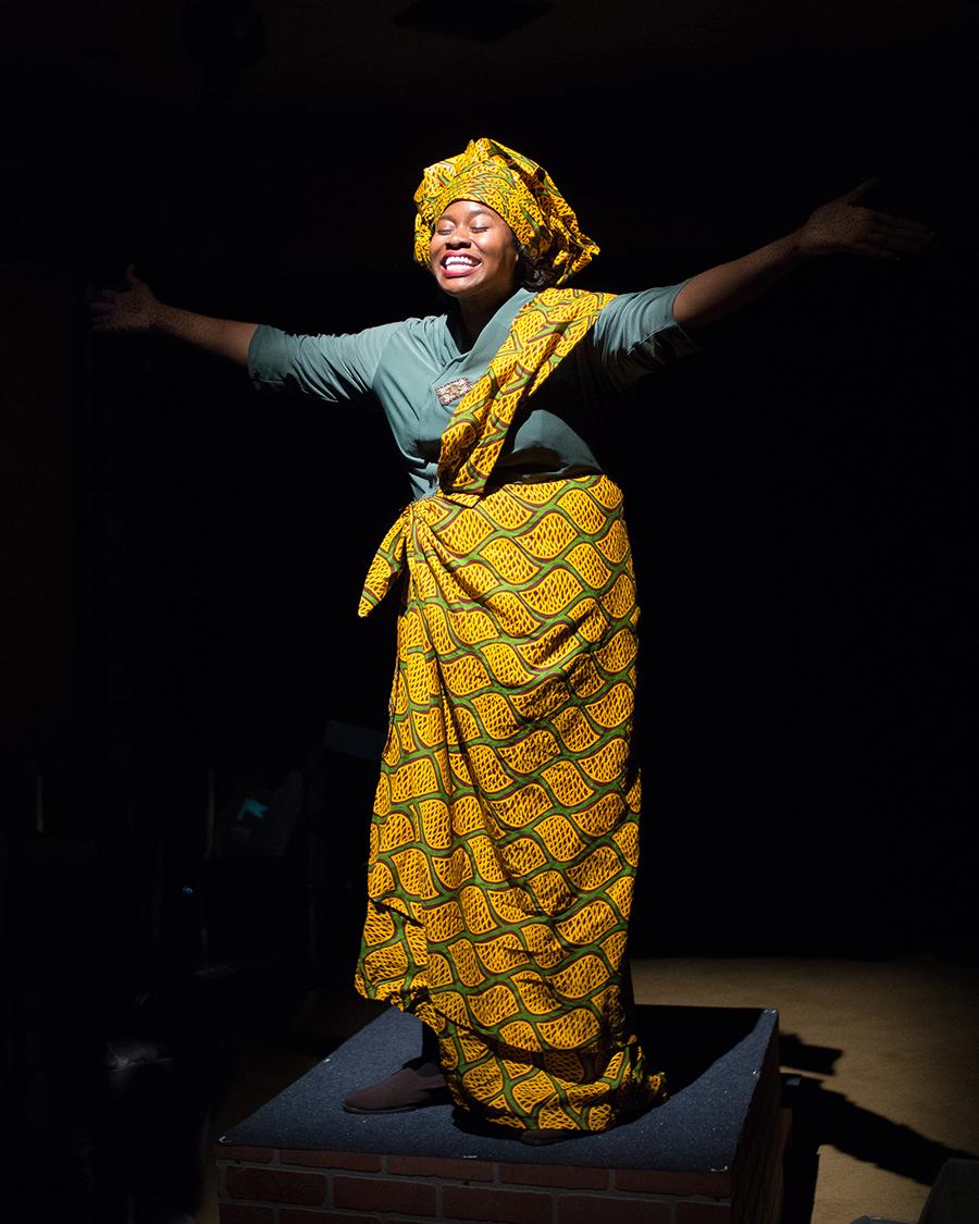 Nneoma Nkuku  (Photo: Martha Granger)