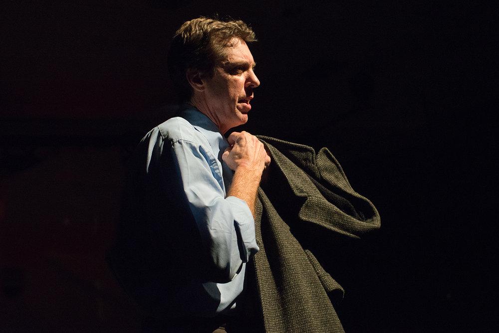 Dennis Fox (Photo: Martha Granger)