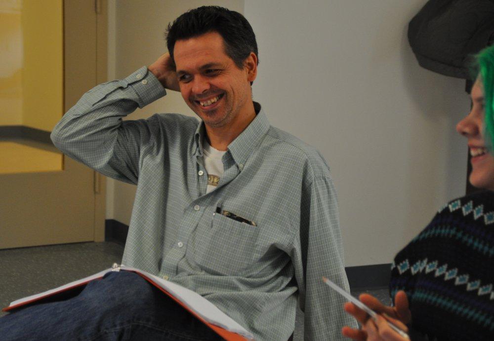 Playwright Kirby Fields | Photo: Jacki Goldhammer