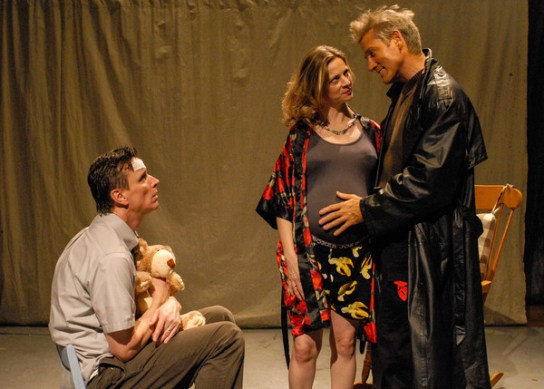 Matt Higgins, Tracie Higgins, Rik Walter  (Photo: Martha Granger)