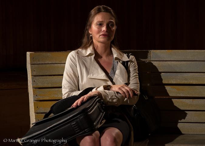 """Taglines"" - Ana Grosse  (Photo: Martha Granger)"