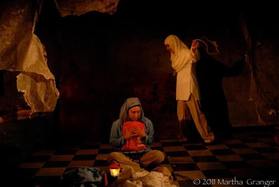 """Light"" - Nikaury Rodriguez, Jennyfer Almanzar  (Photo: Martha Granger)"