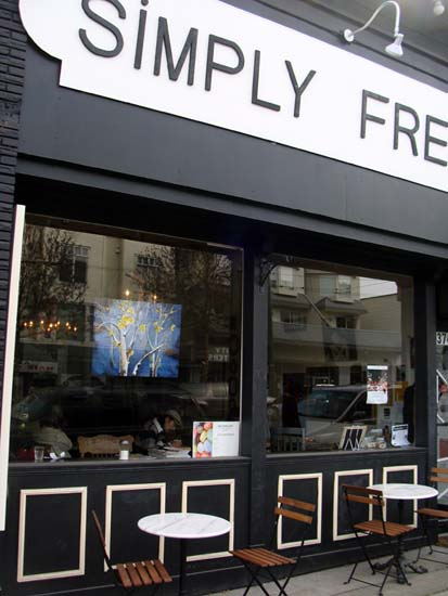 Simply French Cafe