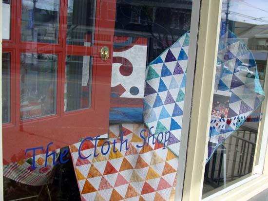 The Cloth Shop