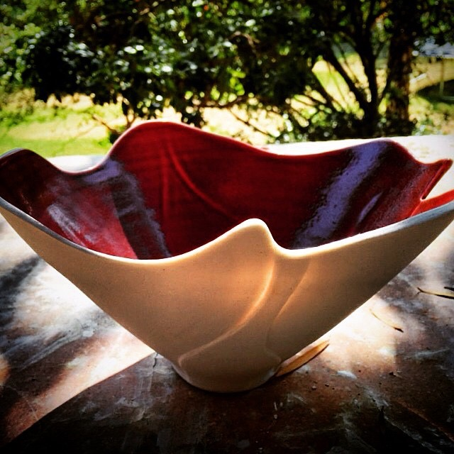 The Red Bowl