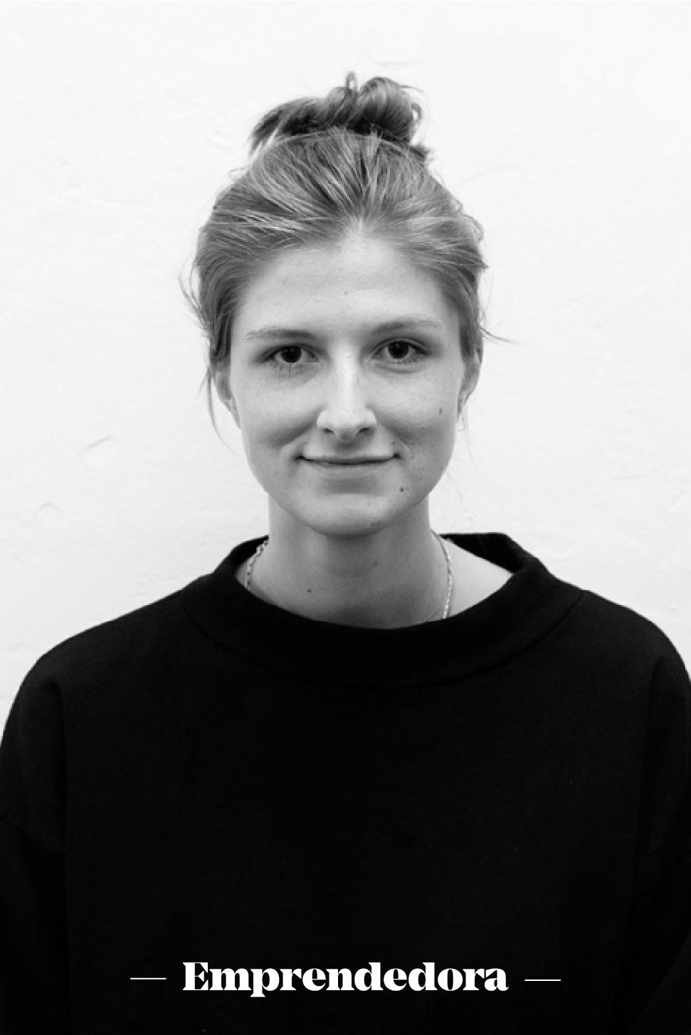 Tine Schorn (emprendedora)  - socia trabajadora y responsable del marketing y de la comunicación en TMDC. Lleva más de 4 años en el mundo de los start-ups y de la economía colaborativa.