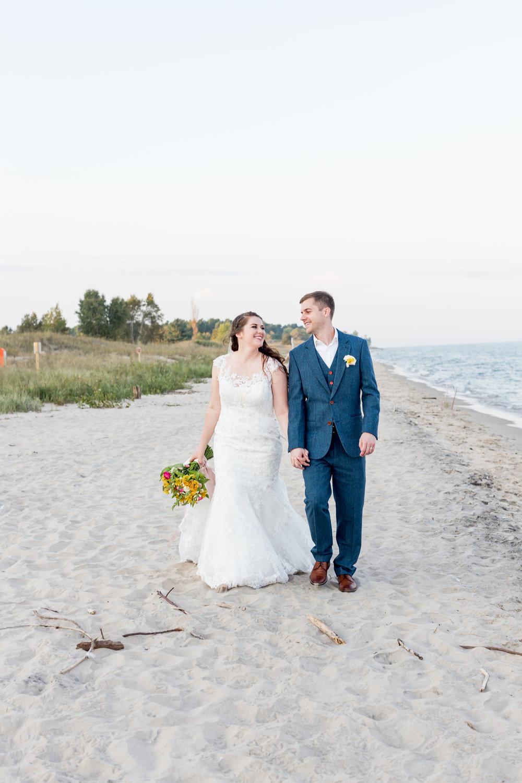 Sheboygan Wisconsin Destination Wedding Photographer