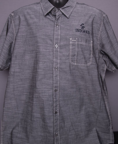 El reno Gray Button down.jpg