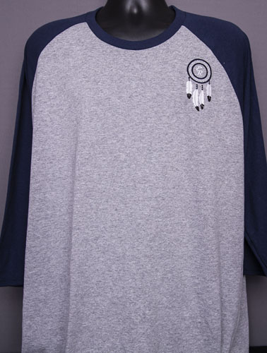 El Reno Raglan Blue Dream Catcher.jpg