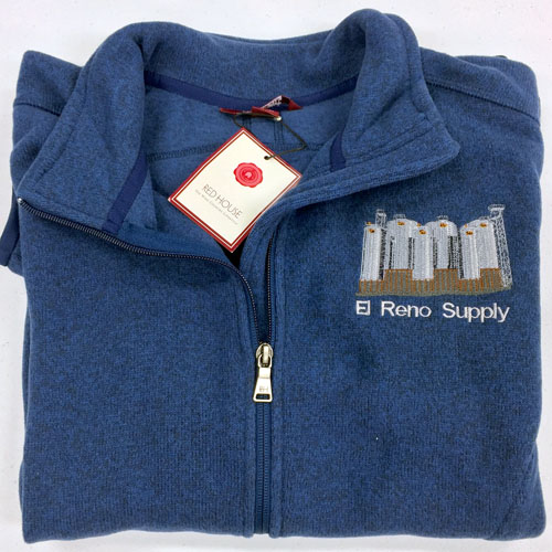 El Reno Supply Blue Zip up.jpg