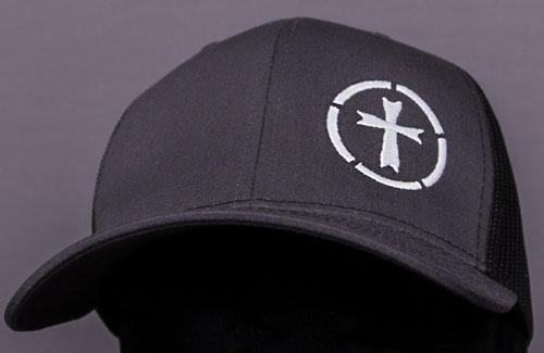 FBC White Thread Graphite Hat.jpg