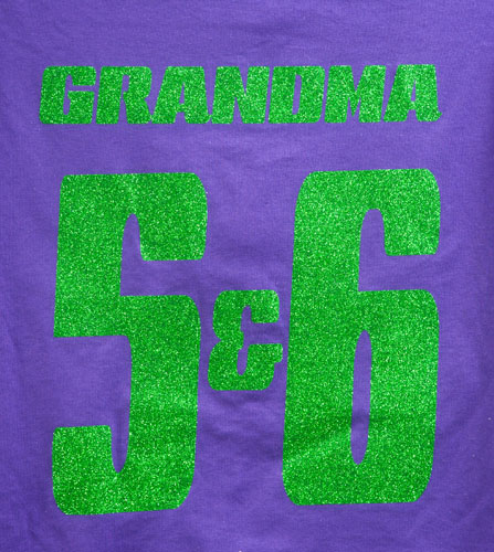 Green Glitter Grandma Shirt.jpg
