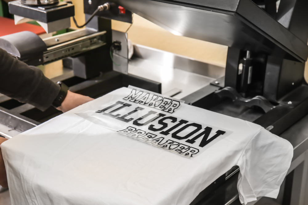 custom shirt printing okc