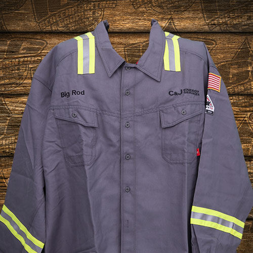 C&J Energy Services Gray-Yellow Safety Coat.jpg
