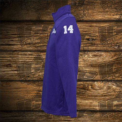 Fillies Player Purple Quarter Zip Sleeve.jpg