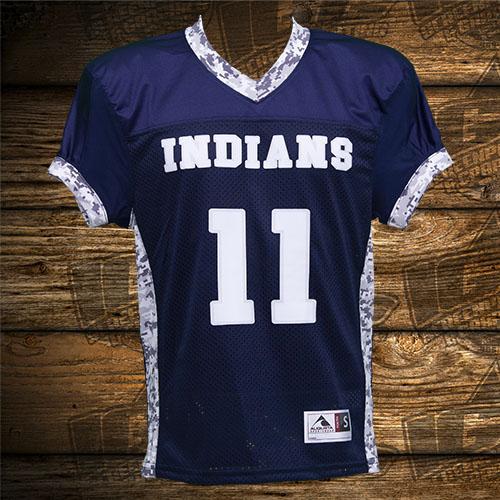 Indians Guerrero 11 Navy Sport Jersey Front.jpg