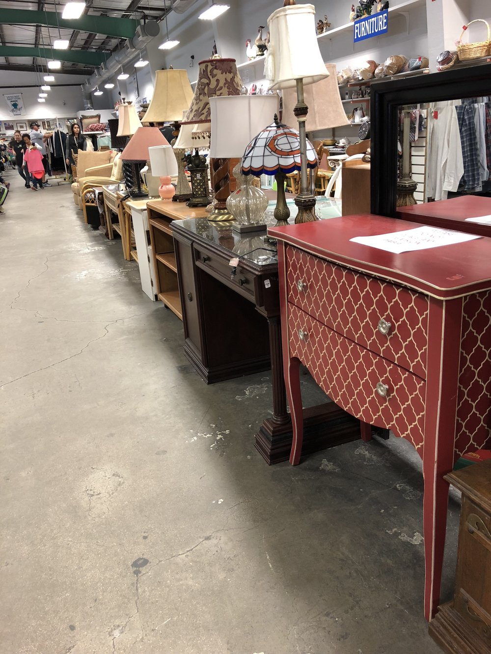 Furniture Department