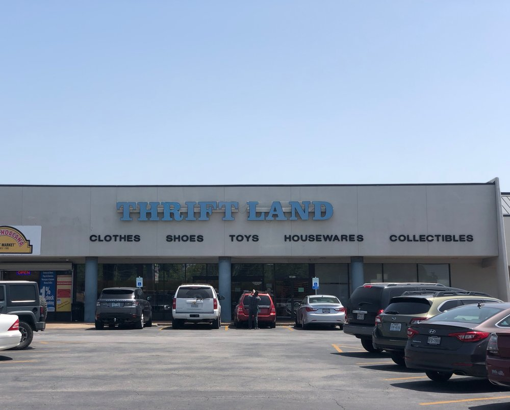 Thrift Land Storefront